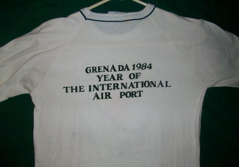 Propaganda T-shirts from Grenada 00444