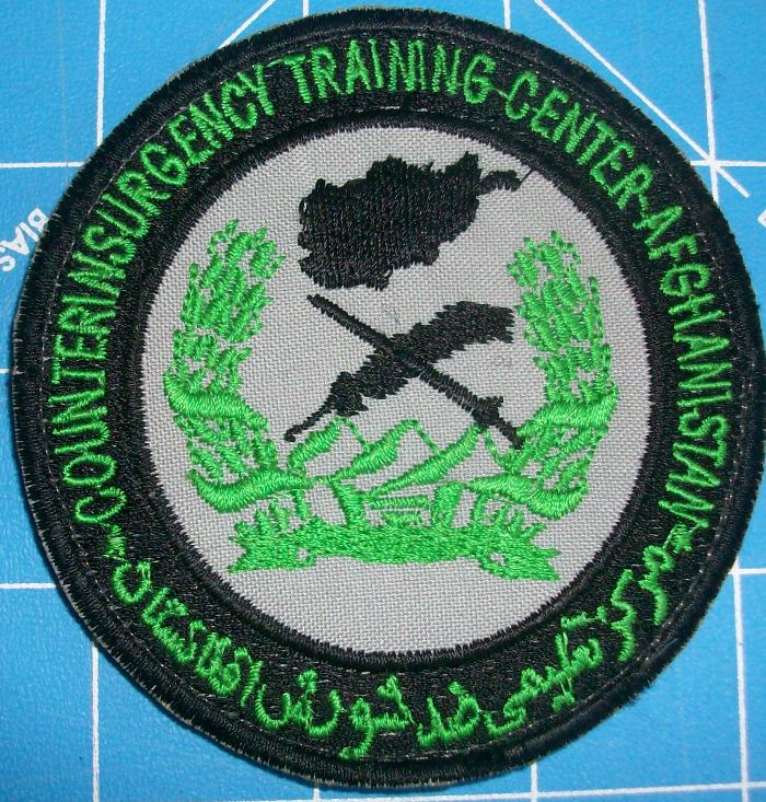 Counterinsurgency Training Center Afghanistan 00460