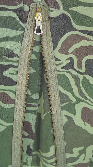 Unusual US Special Forces Advisors Uniform - South Korean Wave/Noodle Pattern 00510