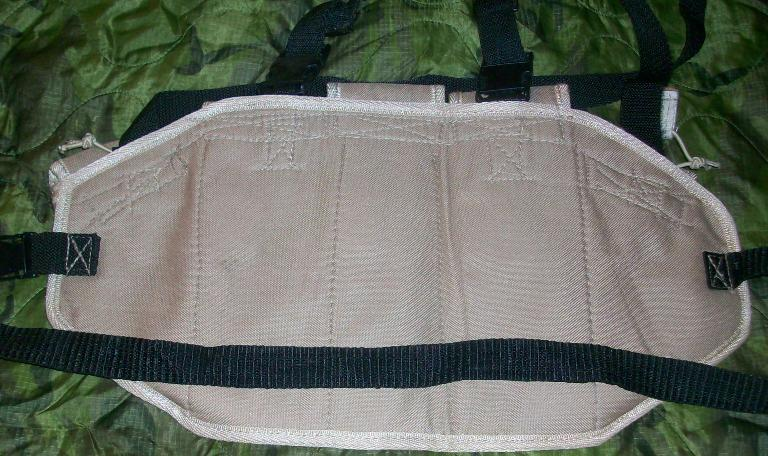 Iraqi Tan AK Chest Rig 00614