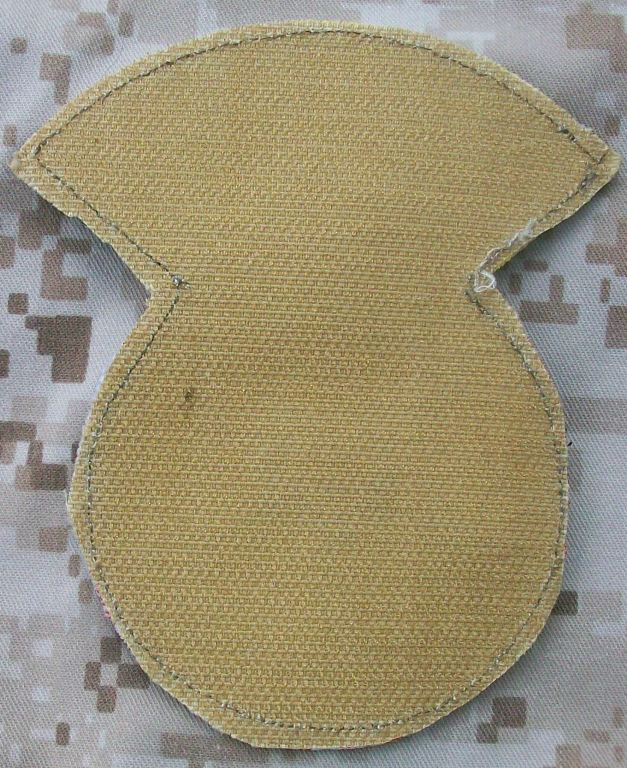 Iraqi Special Forces Patch - Theater Made 00640
