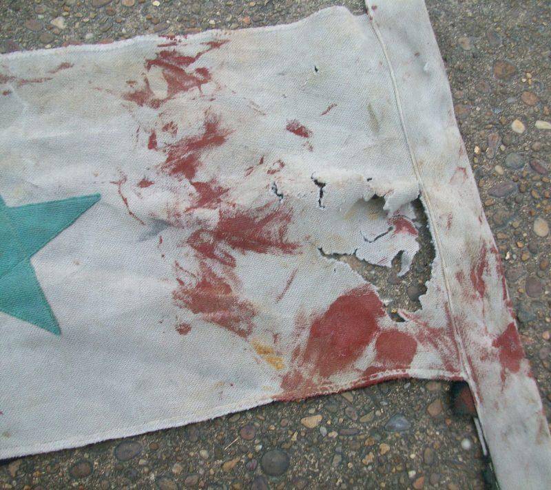 Iraqi Flag - Insurgent  01014