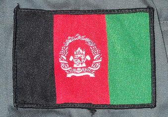 Some Afghanistan Flag Patches 20114211