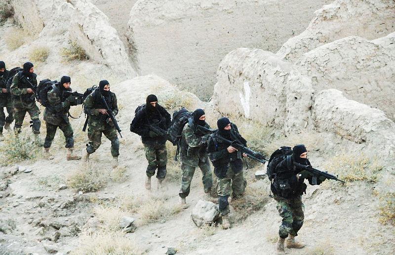 Afghan Commando Black Soft Shell Jacket 800px-10