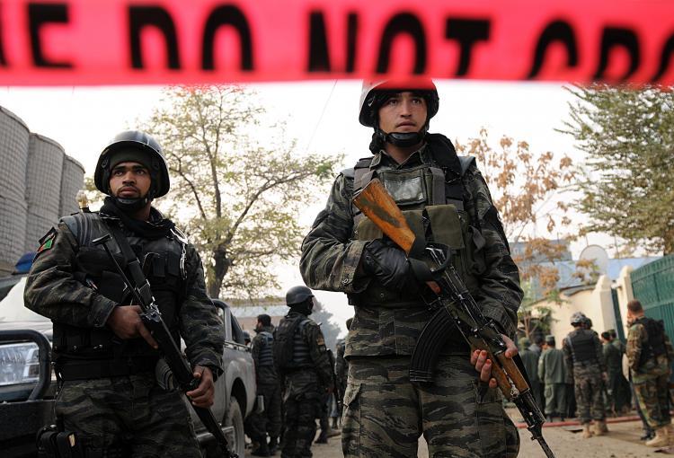 NDS Uniform Crackdown Afghan24