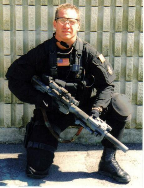 Black Modified BDU Set - SEAL Used Dev-sn10