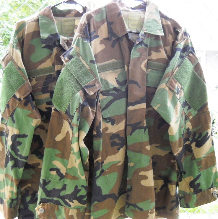 Afghan National Army Commando Woodland Uniforms Dscn2412