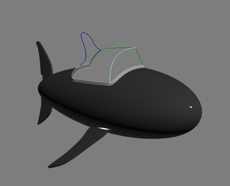 ogi - Challenge BD ;) Requin10