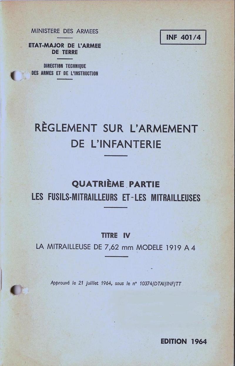 .30 modèle 1919 A4 Inf_4010