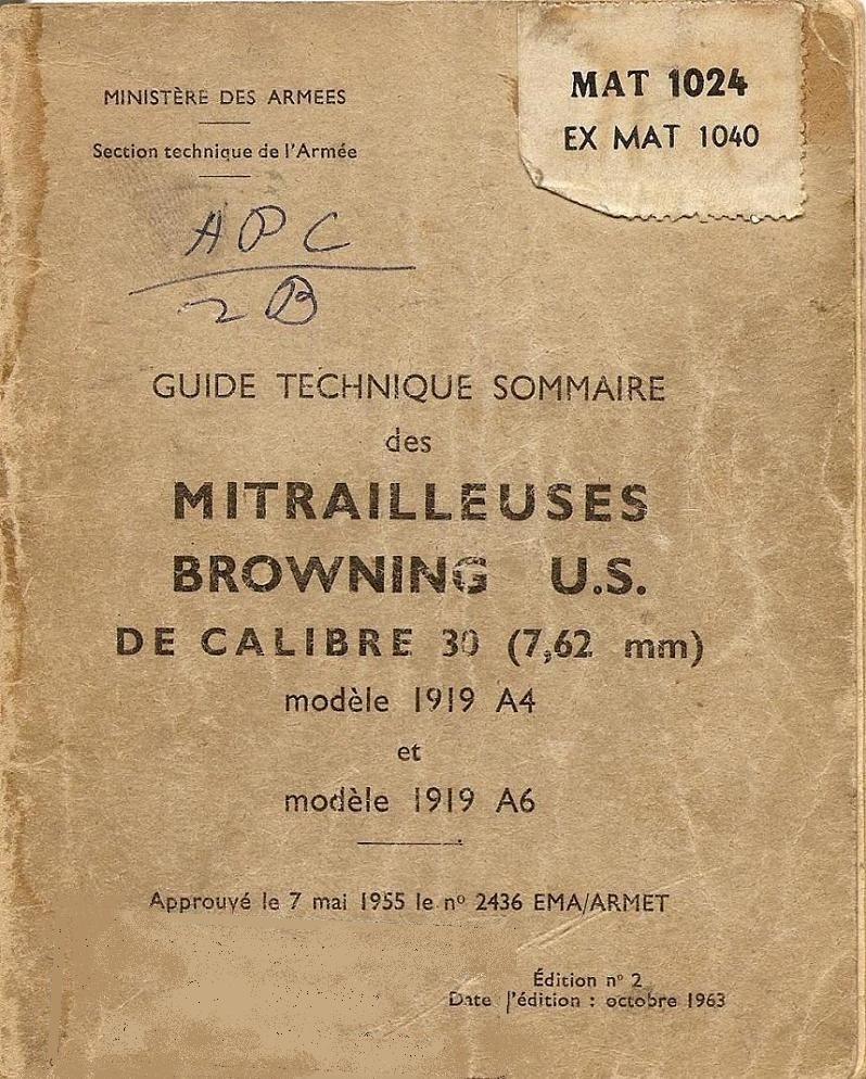 .30 modèle 1919 A4 Mat_1010