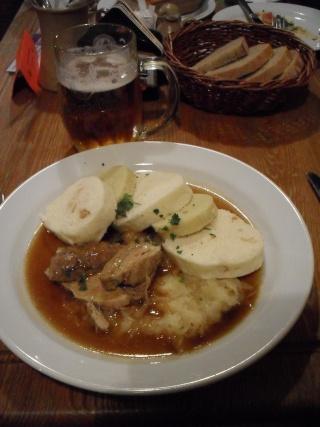 Prague , sur les traces de Mamina . Sdc13010