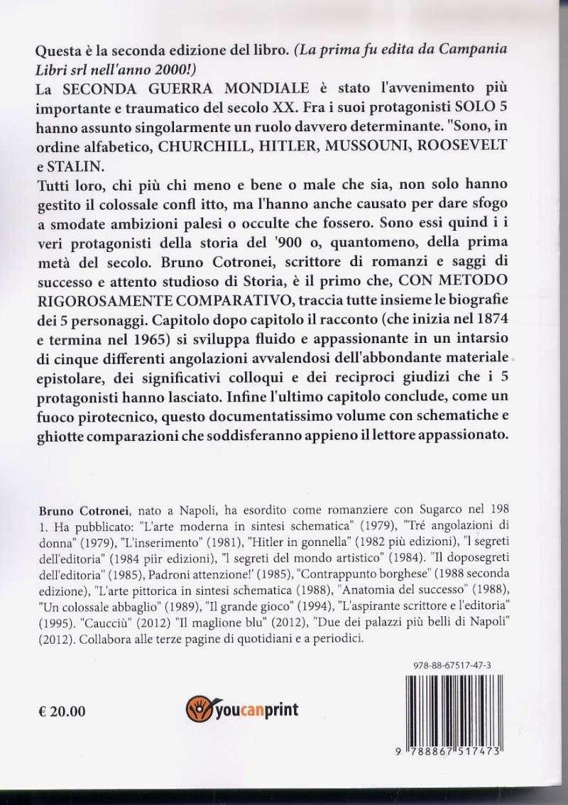 Bruno Cotronei nuove pubblicazioni A111qu10