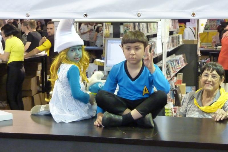 JAPAN EXPO 12EME IMPACT 30 JUIN AU 3 JUILLET VILLEPINTE Expo1110