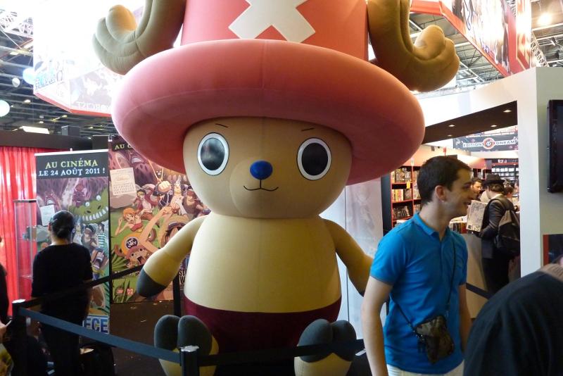 JAPAN EXPO 12EME IMPACT 30 JUIN AU 3 JUILLET VILLEPINTE Expo1310
