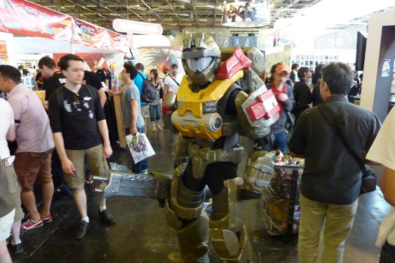 JAPAN EXPO 12EME IMPACT 30 JUIN AU 3 JUILLET VILLEPINTE Expo1410