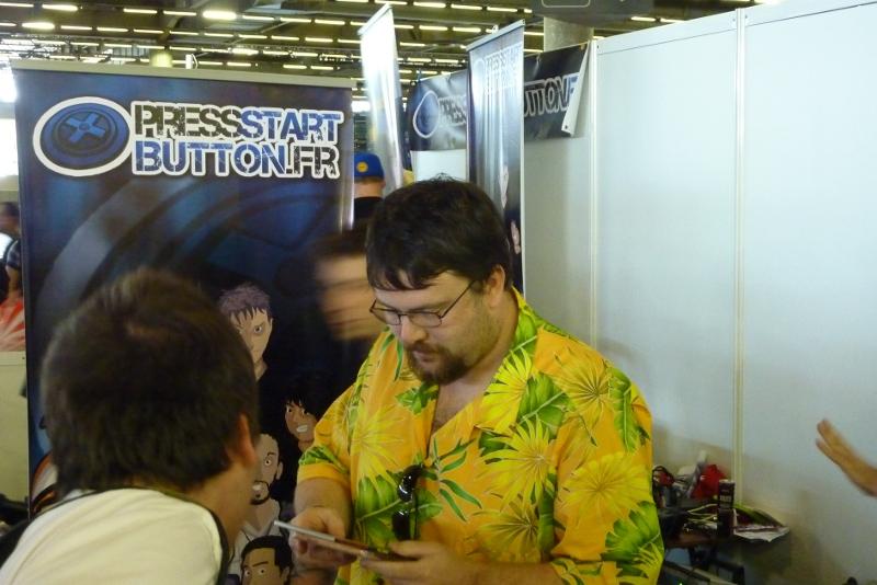 JAPAN EXPO 12EME IMPACT 30 JUIN AU 3 JUILLET VILLEPINTE Expo1610