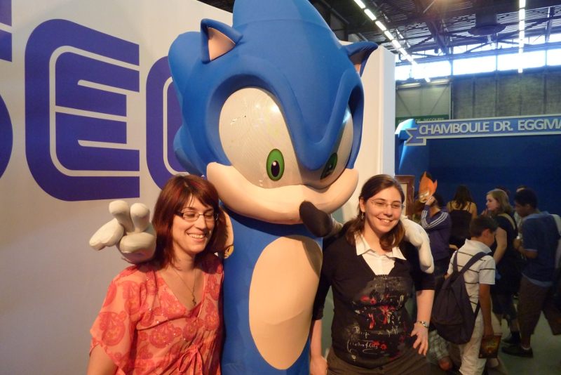 JAPAN EXPO 12EME IMPACT 30 JUIN AU 3 JUILLET VILLEPINTE Expo1810