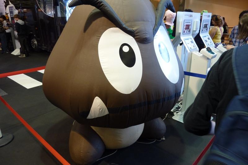 JAPAN EXPO 12EME IMPACT 30 JUIN AU 3 JUILLET VILLEPINTE Expo510