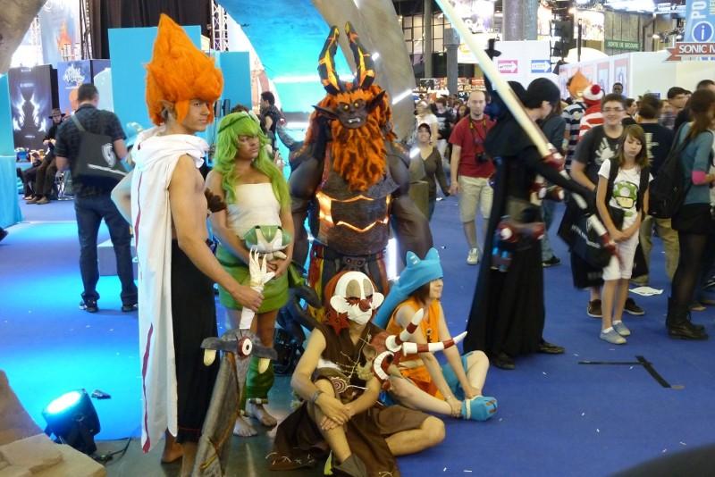 JAPAN EXPO 12EME IMPACT 30 JUIN AU 3 JUILLET VILLEPINTE Expo610