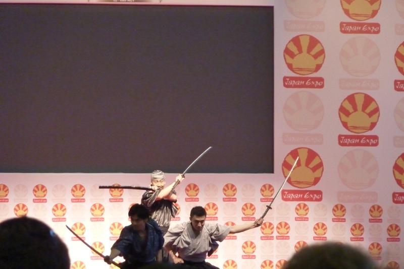 JAPAN EXPO 12EME IMPACT 30 JUIN AU 3 JUILLET VILLEPINTE Expo710