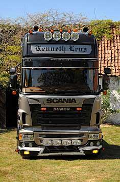 Camions du forum echelle 1 0810