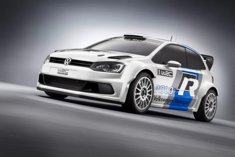 Volkswagen en WRC Polo210