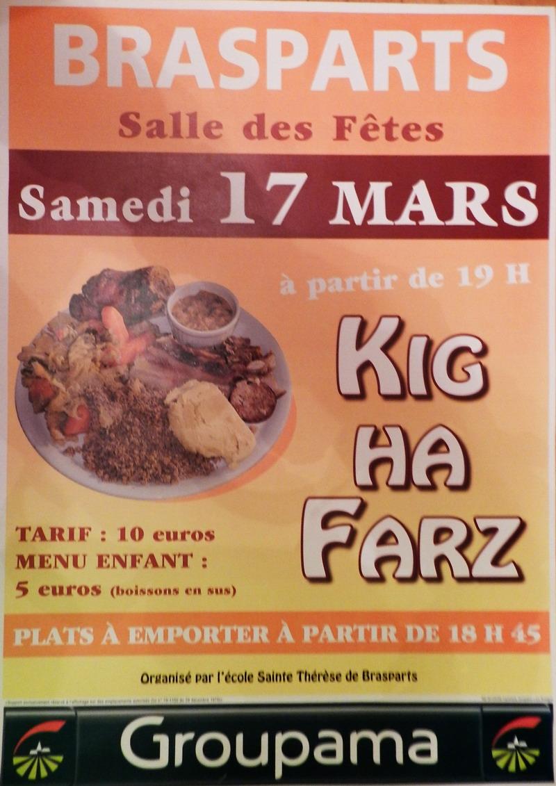 Kig ha Farz 2012 Affich16