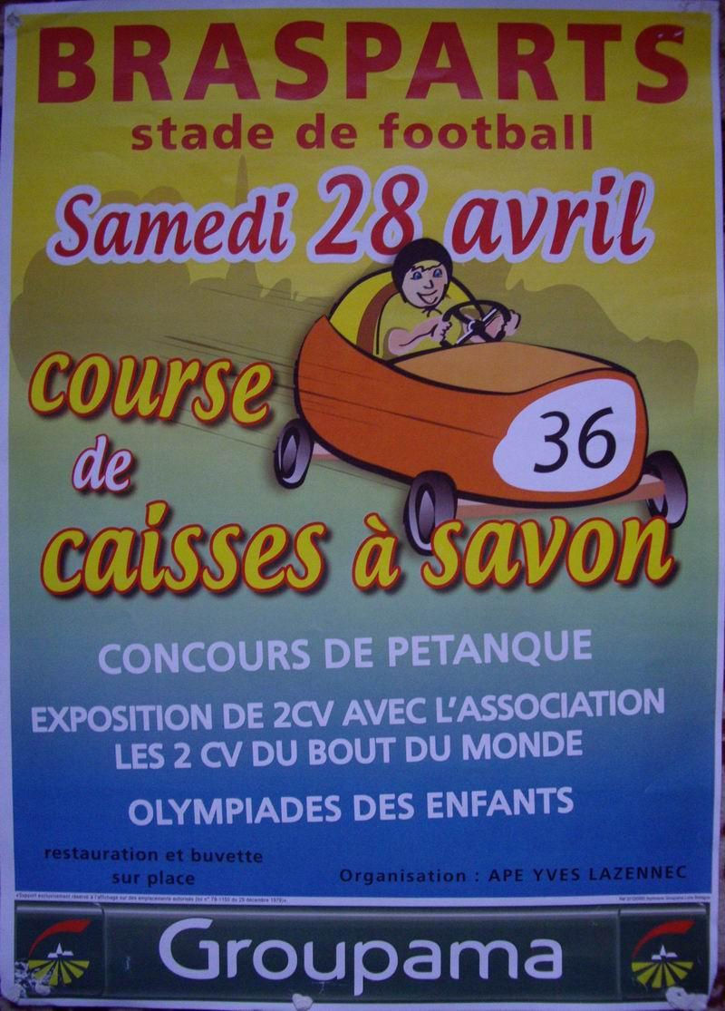 Course de caisses à savon 2012 Affich18