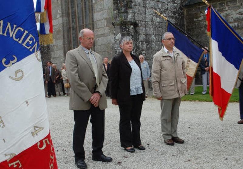 Commémoration 2011 des combats de la Libération Caramo10