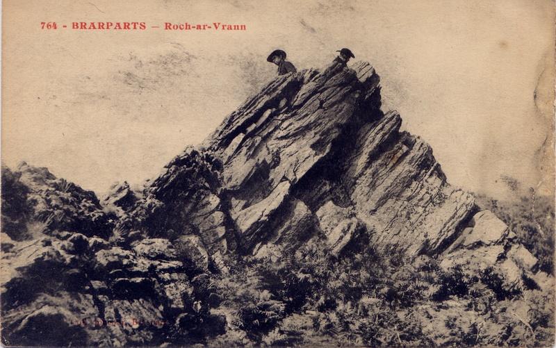 Toponymie des Monts d'Arrée : Roc'h ar Vrann File0111