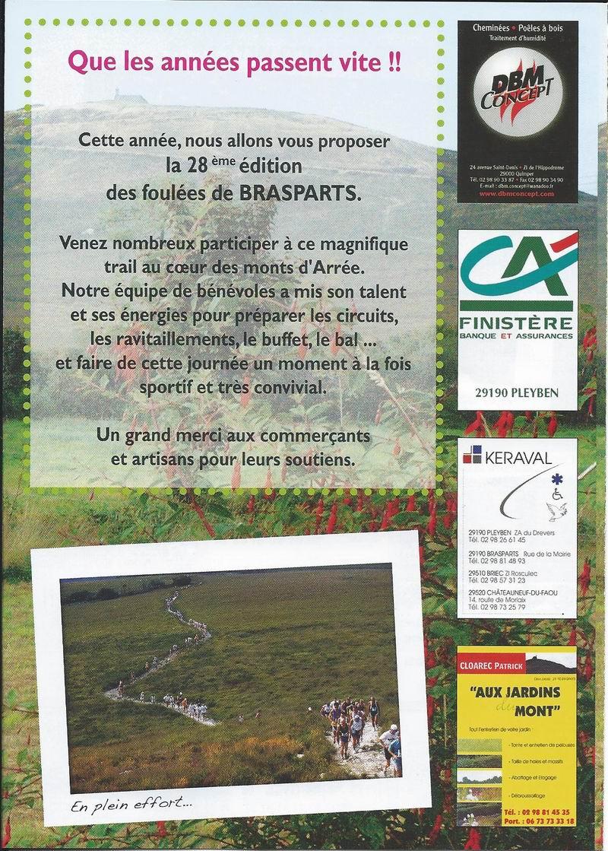 Les Foulées de Brasparts - 28ème édition - 2012 Foulae12