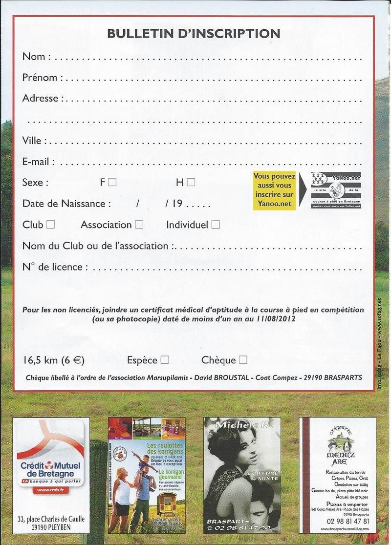 Les Foulées de Brasparts - 28ème édition - 2012 Foulae14