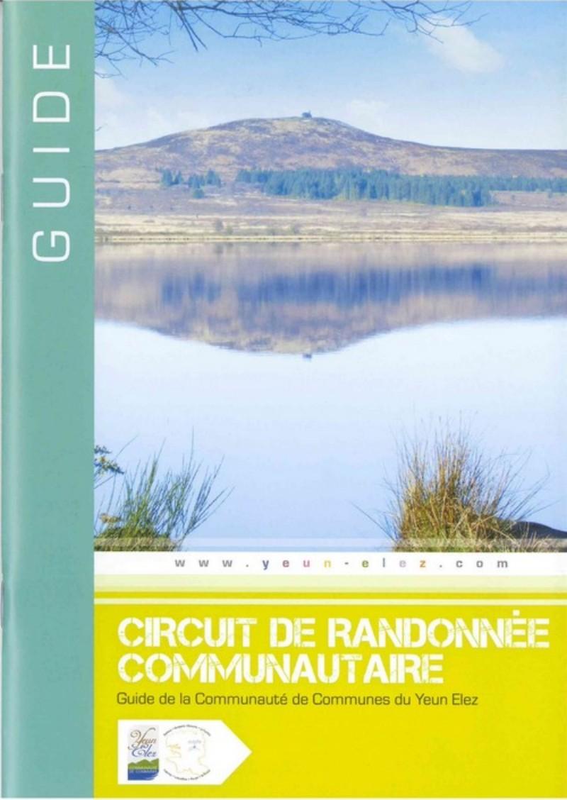 TOPO GUIDE CHEMIN DE RANDONNEE COMMUNAUTAIRE Guide_10