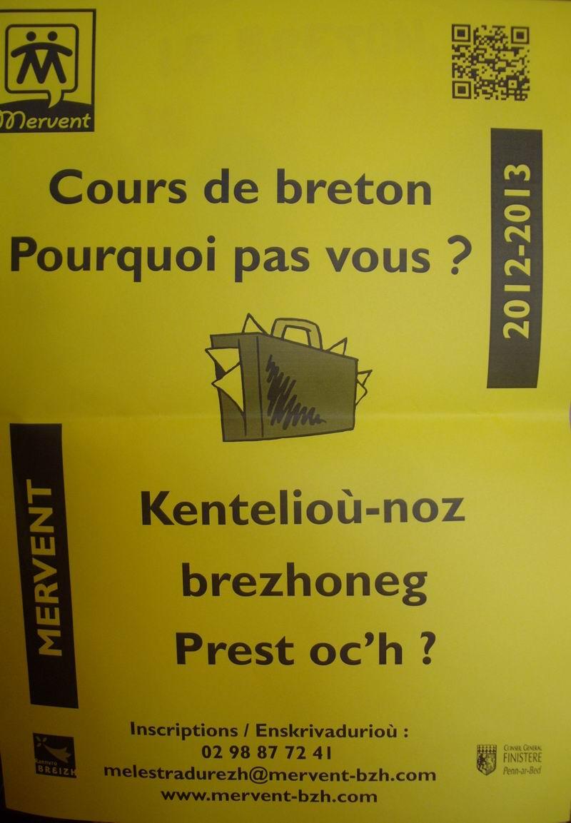 Cours de Breton : pourquoi pas vous ? - Kentelioù Brezhoneg e Brasparz : Prest oc'h ? - Reprise des cours Imgp1313