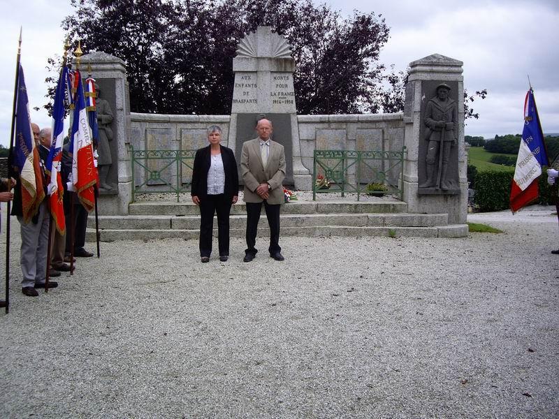 Commémoration 2011 des combats de la Libération Imgp7413