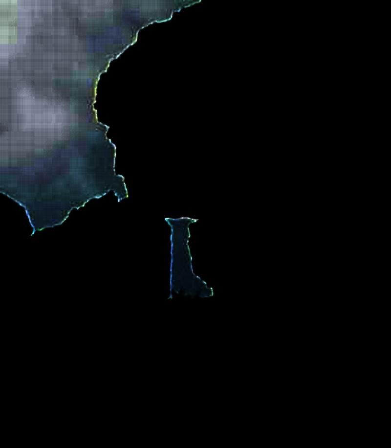 Toponymie des monts d'Arrée: ROC'H DIALC' HWEZ et ROC'H AN ANKOU P1030010