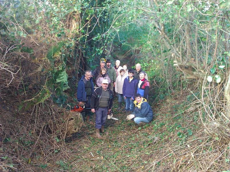 Nettoyage des chemins de randonnée (message de Nathalie Guéguen) Wp_00110
