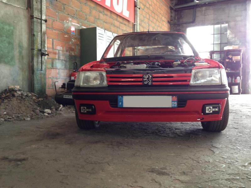 [ptitcheche33] 205 GTI 1.6L 115cv Rouge Vallelunga 1987 205_gt35