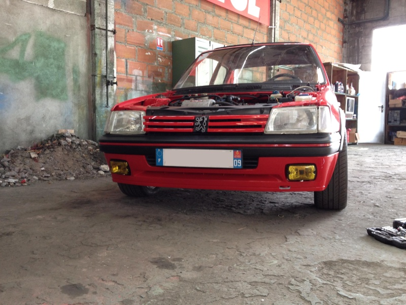 [ptitcheche33] 205 GTI 1.6L 115cv Rouge Vallelunga 1987 205_gt36