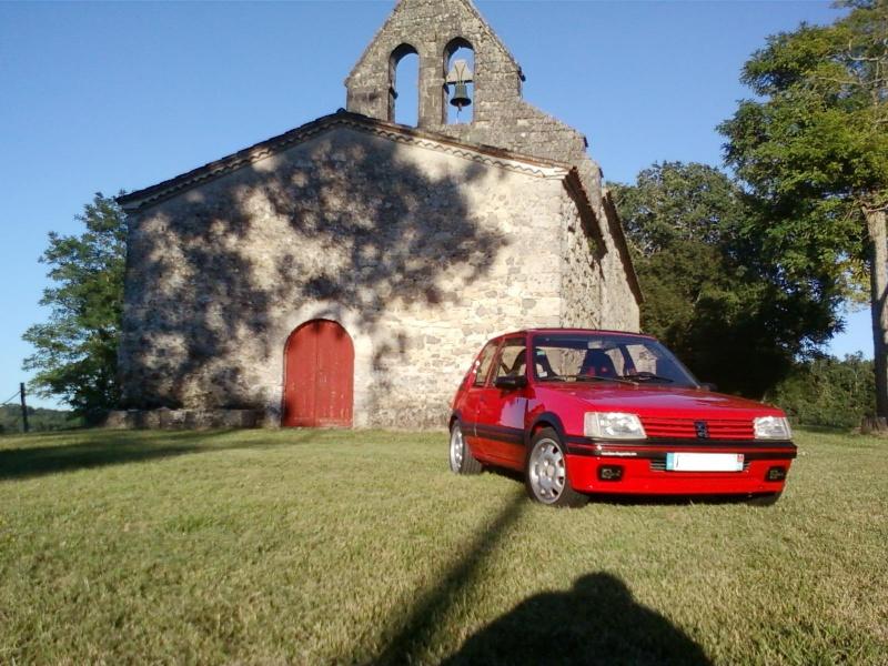 [ptitcheche33] 205 GTI 1.6L 115cv Rouge Vallelunga 1987 205_gt52