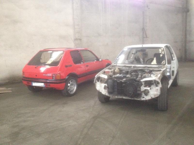 [ptitcheche33] 205 GTI 1.6L 115cv Rouge Vallelunga 1987 Img_0217