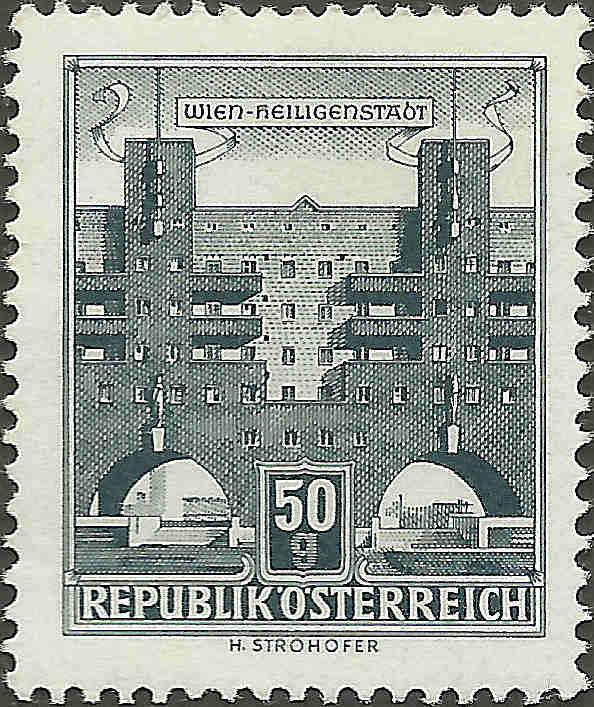 """Bauwerke und Baudenkmäler """"Bautenserie"""" 0050_a10"""