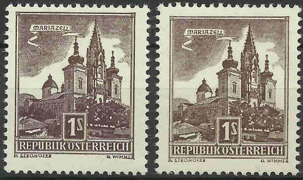 """Bauwerke und Baudenkmäler """"Bautenserie"""" 0100_a16"""