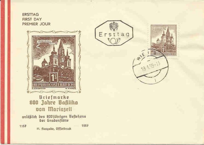 """Bauwerke und Baudenkmäler """"Bautenserie"""" 0100_a20"""