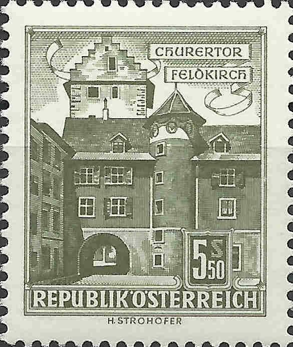 """Bauwerke und Baudenkmäler """"Bautenserie"""" - Seite 2 0550_a10"""
