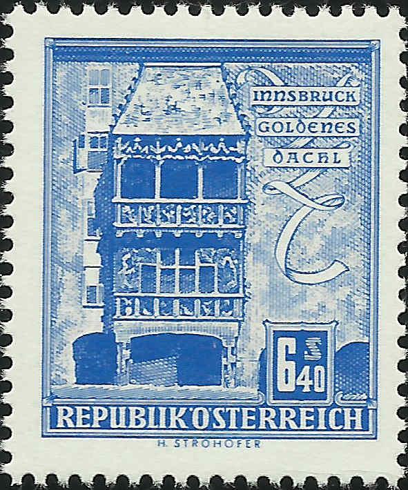 """Bauwerke und Baudenkmäler """"Bautenserie"""" - Seite 2 0640_a10"""