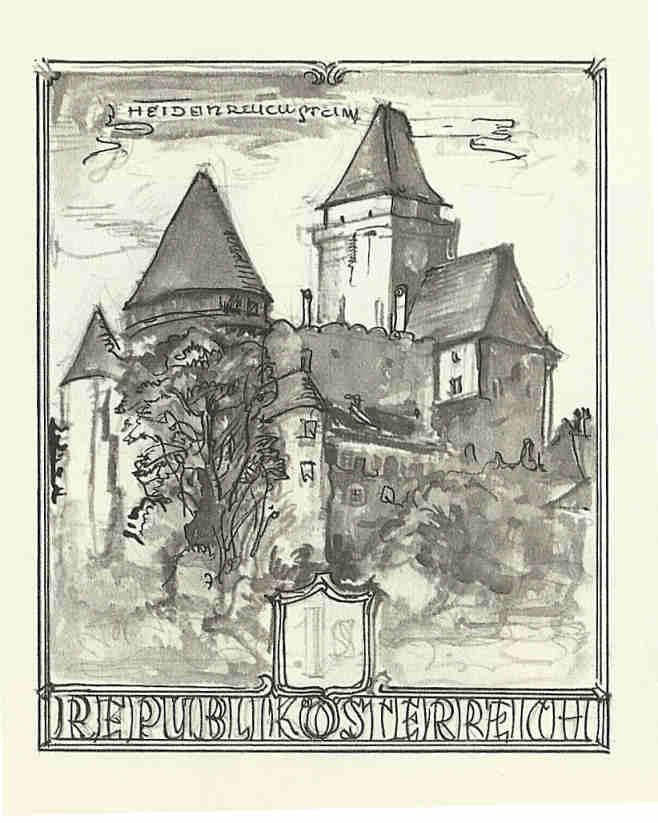"Bauwerke und Baudenkmäler ""Bautenserie"" 1000_e10"