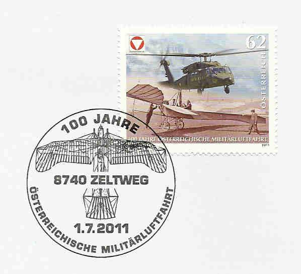 100 Jahre Militärluftfahrt in Österreich 20110710