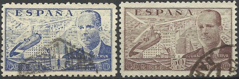 Südamerikafahrt 1930, Post nach Pernambuco Cierva10