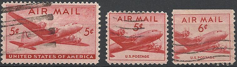 Douglas DC-4 : viermotoriges  Verkehrsflugzeug Dc410